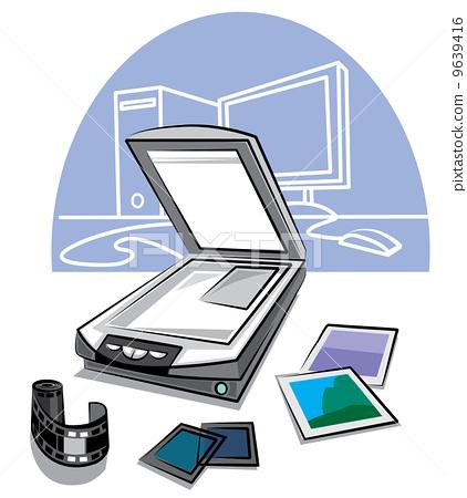 scanner  9639416