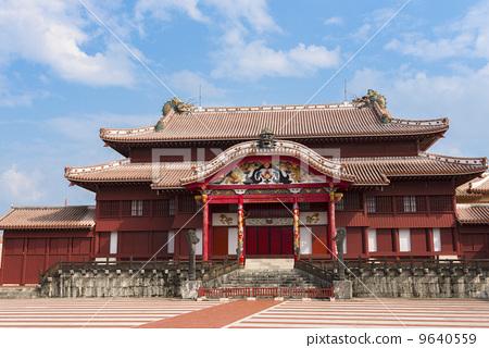 Shuri Castle 9640559