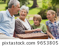 grandfather, family, retired 9653805