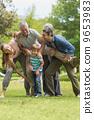 หลานชาย,ยาย,ย่า 9653983