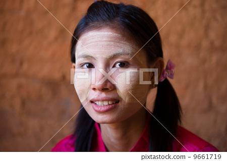 casual myanmar girl 9661719