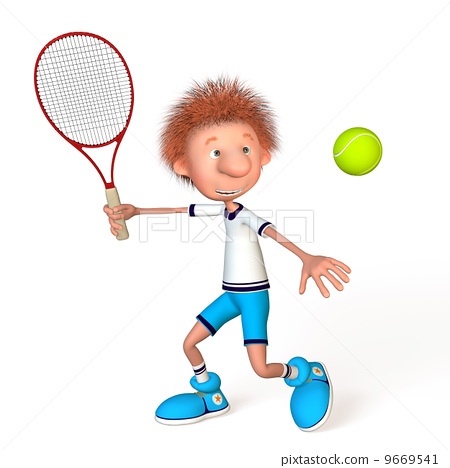 Tennis for all. 9669541