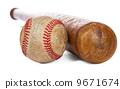 棒球棒 蝙蝠 棒球 9671674