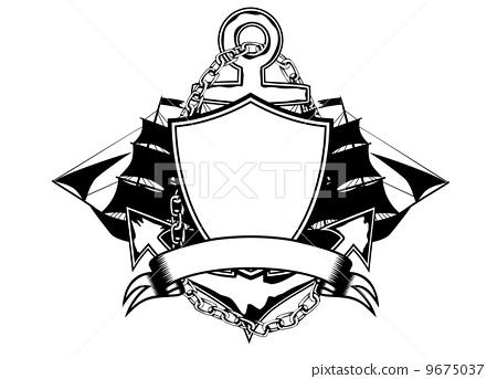 anchor and ship 9675037