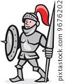 骑士 中世纪 士兵 9676202