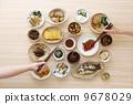 筷子 和食 日本食品 9678029