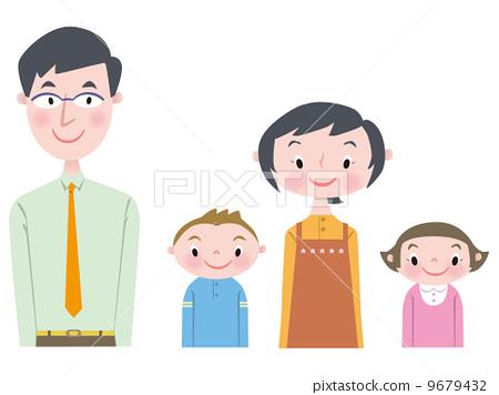 家族 人 人物 9679432