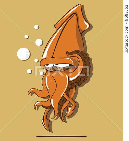 Squid 9685562
