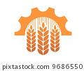 agriculture, sign, symbol 9686550