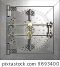 Bank vault door 9693400