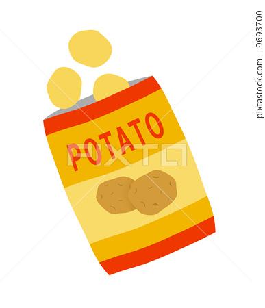 Potato chips 9693700