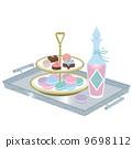 Sweet plate 9698112