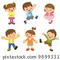 孩子 姿势 人类 9699331