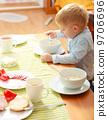 bowl, cereal, blond 9706696
