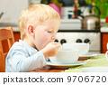 breakfast, boy, blond 9706720