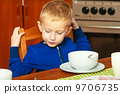 bowl, cereal, blond 9706735