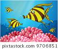 animal underwater swimming 9706851