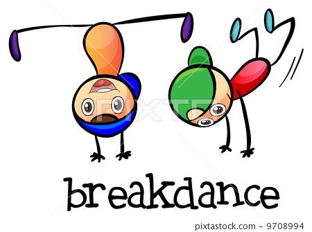 Breakdance 9708994