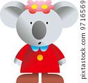 koala, bear, animal 9716569