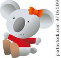 koala, bear, animal 9716609