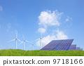 자연 에너지, 신재생 에너지, 재생가능 에너지 9718166
