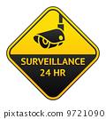 cctv, camera, symbol 9721090