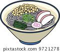 tameki, soba, noodles 9721278