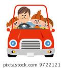 和家人一起开车 9722121