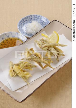 Tempura with lemon lamb 9723791