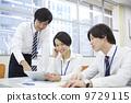 desk, work, teamwork 9729115