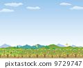 vector, vectors, orchard 9729747