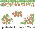 水果 矢量 草莓 9729754