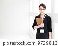 事业女性 商务女性 商界女性 9729813