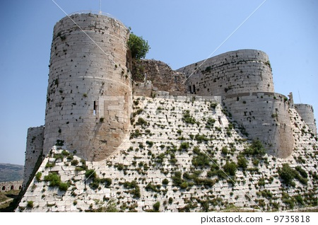 Crusader castle, civil war, fort 9735818