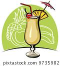 雞尾酒 酒 酒精 9735982