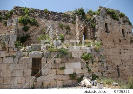 天空之城 堡垒 碉堡 9736231