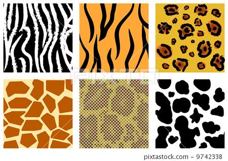 animal skin 9742338