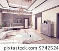 modern, design, interior 9742524