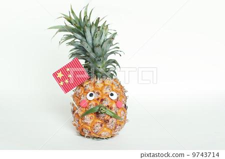 创意菠萝 9743714