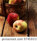 wood, apple, red 9745803