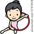 hoop, vector, vectors 9747804
