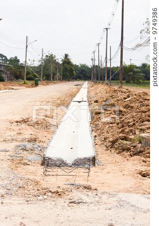 Concrete drainage 9749386