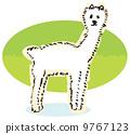 白色羊驼 9767123