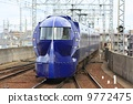 Nankai Limited Express Rapito 9772475