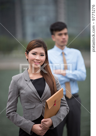 Business Colleagues 9775276