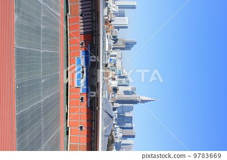 National Stadium 9783669