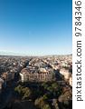 巴塞羅那鎮西班牙風景照片材料 9784346