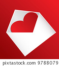heart at envelope 9788079