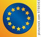 EU flag 9788083