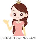 公主 王妃 女生 9799429